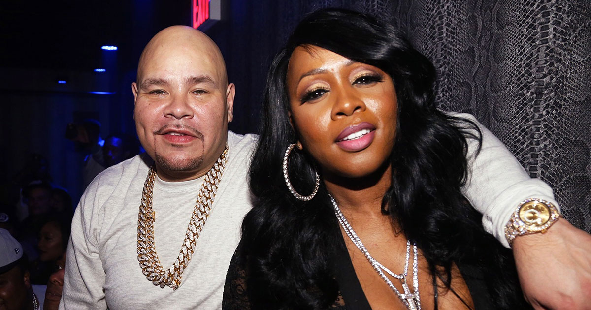 """Remy Ma Says Fat Joe Can Use the N-Word Because """"He's Black, Like, That's It. Period."""""""