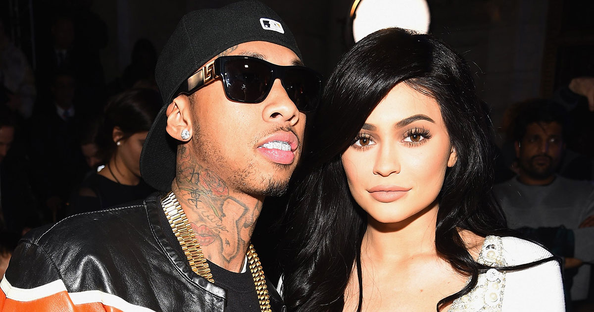 Kylie Jenner Spotted Hanging Out With Tyga After Travis Scott Break Up